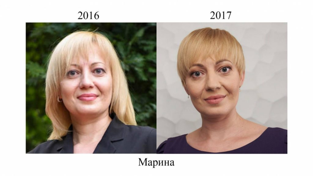 преображение с Евгение Баглык
