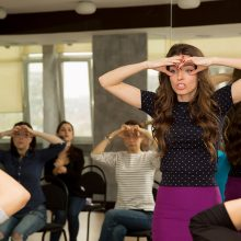 Гимнастика для лица Анастасии Бурдюг: комплекс упражнений с фото и видео