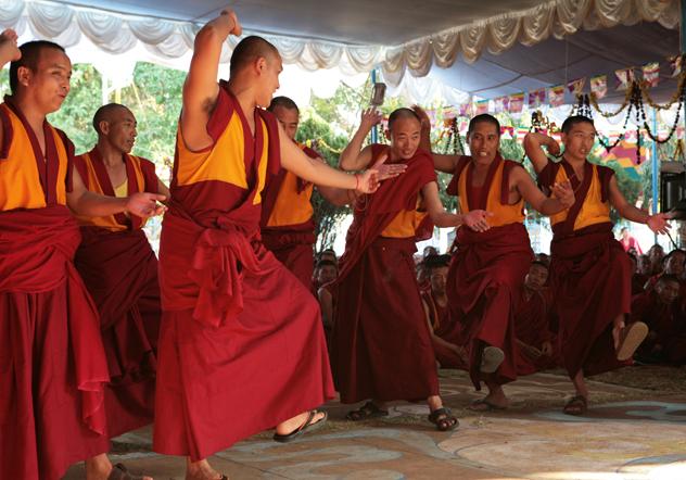 тибетские практики