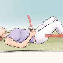 Комплекс упражнений Кегеля для укрепления мышц тазового дна мужчинам и женщинам