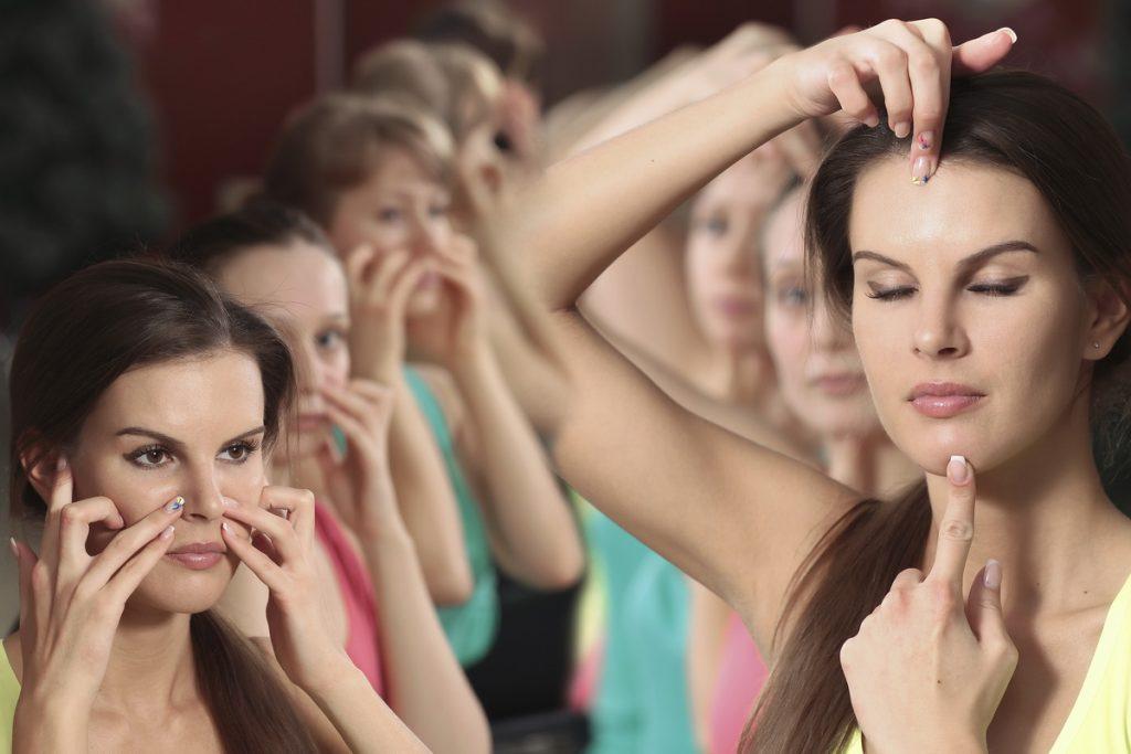 йога для ица